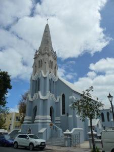 Bermuda Hamilton Chiesa
