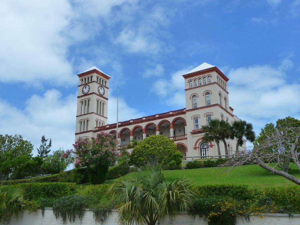Bermuda Hamilton House of Assembly