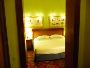 Firenze Hotel Albani Camera Letto
