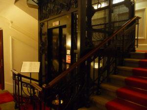 Firenze Hotel Albani Ascensore
