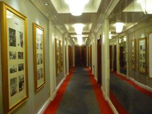 Firenze Hotel Albani Corridoio 2