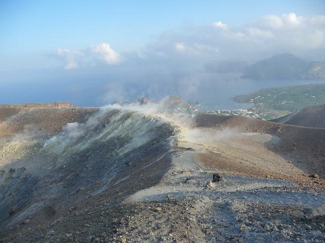 Cratere Vulcano - Isola di Vulcano