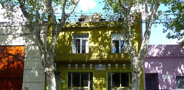 Buenos Aires - Quartiere Palermo - Casa Verde
