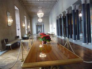 Stadshuset Stoccolma Galleria del Principe