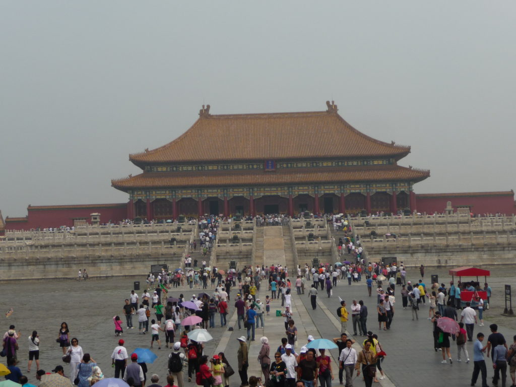 Pechino - Ingresso Città Proibita