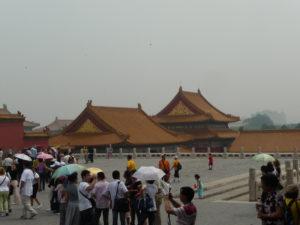 Città Probita - Pechino - Folla
