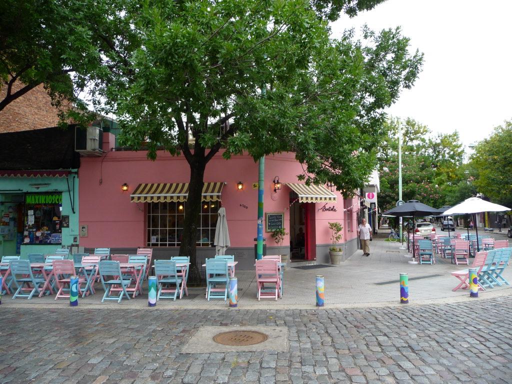 Buenos Aires - Quartiere Palermo - Casa Rosa
