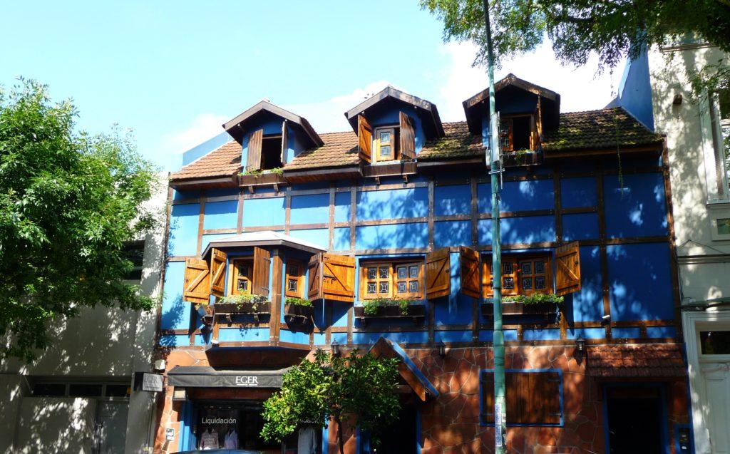 Buenos Aires - Quartiere Palermo - Casa Blu