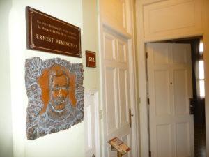 Camera Ernest Hemingway Hotel Ambos Mundos