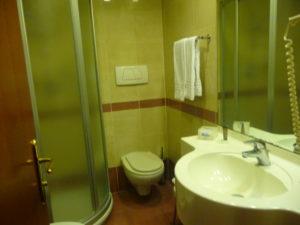 Hotel Baviera Mokimba Milano - Bagno